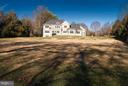 Expansive year yard with rear view - 10603 CREAMCUP LN, GREAT FALLS