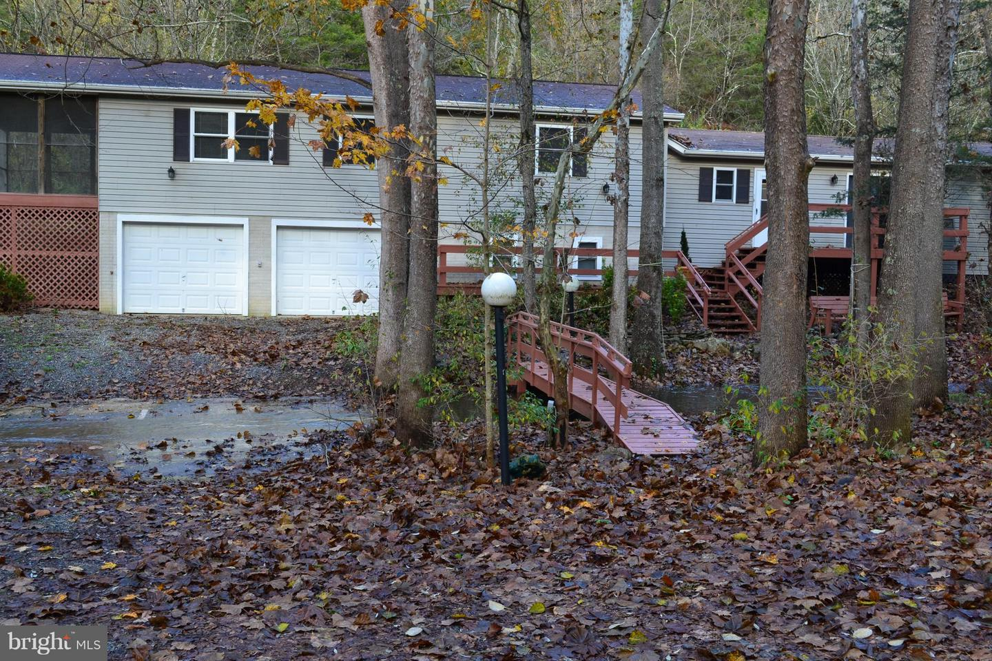 Single Family for Sale at 951 Mill Gap Rd Lost River, West Virginia 26810 United States