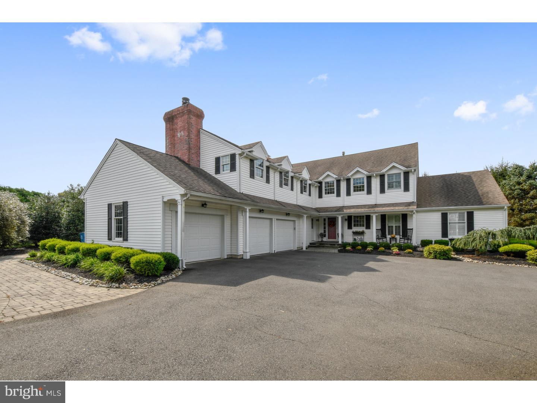 Property für Verkauf beim 54 PETTY Road Cranbury, New Jersey 08512 Vereinigte Staaten