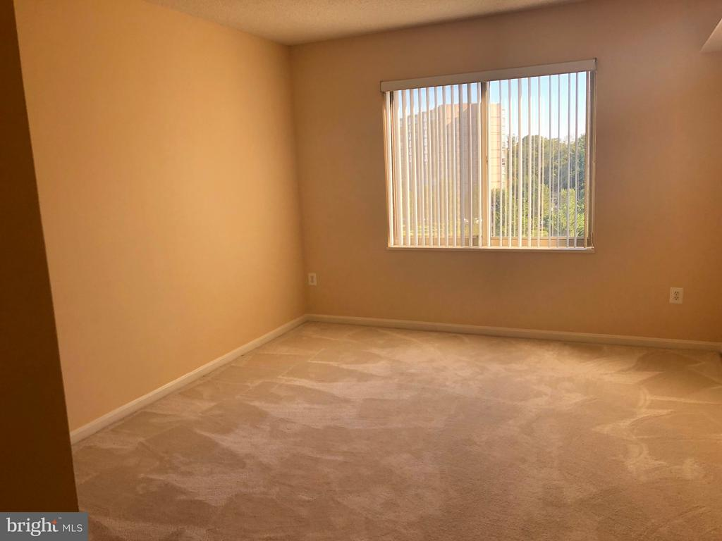 Master Bedroom  with 2 clostes - 19365 CYPRESS RIDGE TER #216, LEESBURG