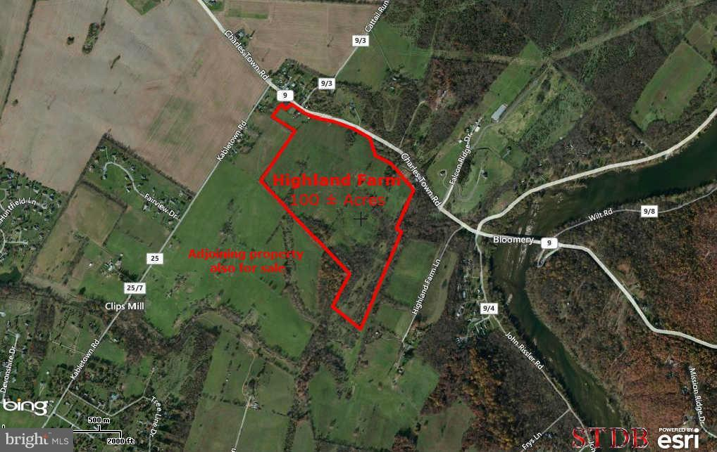 Land for Sale at Rt 115 #2 Charles Town, West Virginia 25414 United States