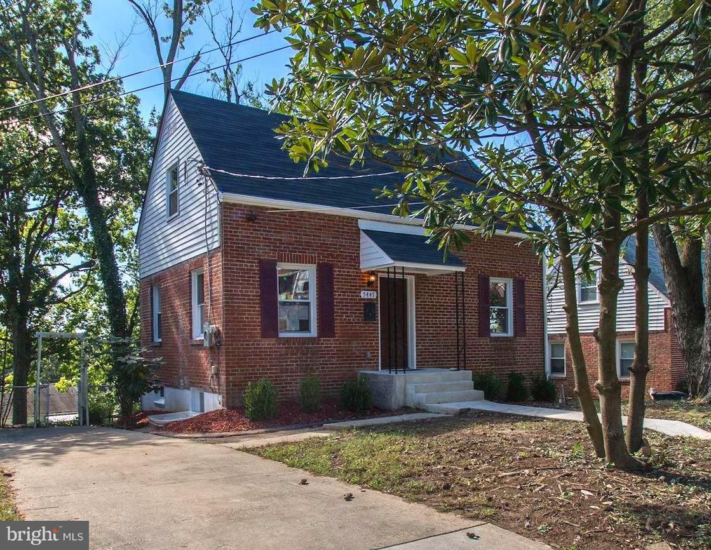 Single Family for Sale at 5447 Varnum St Bladensburg, Maryland 20710 United States