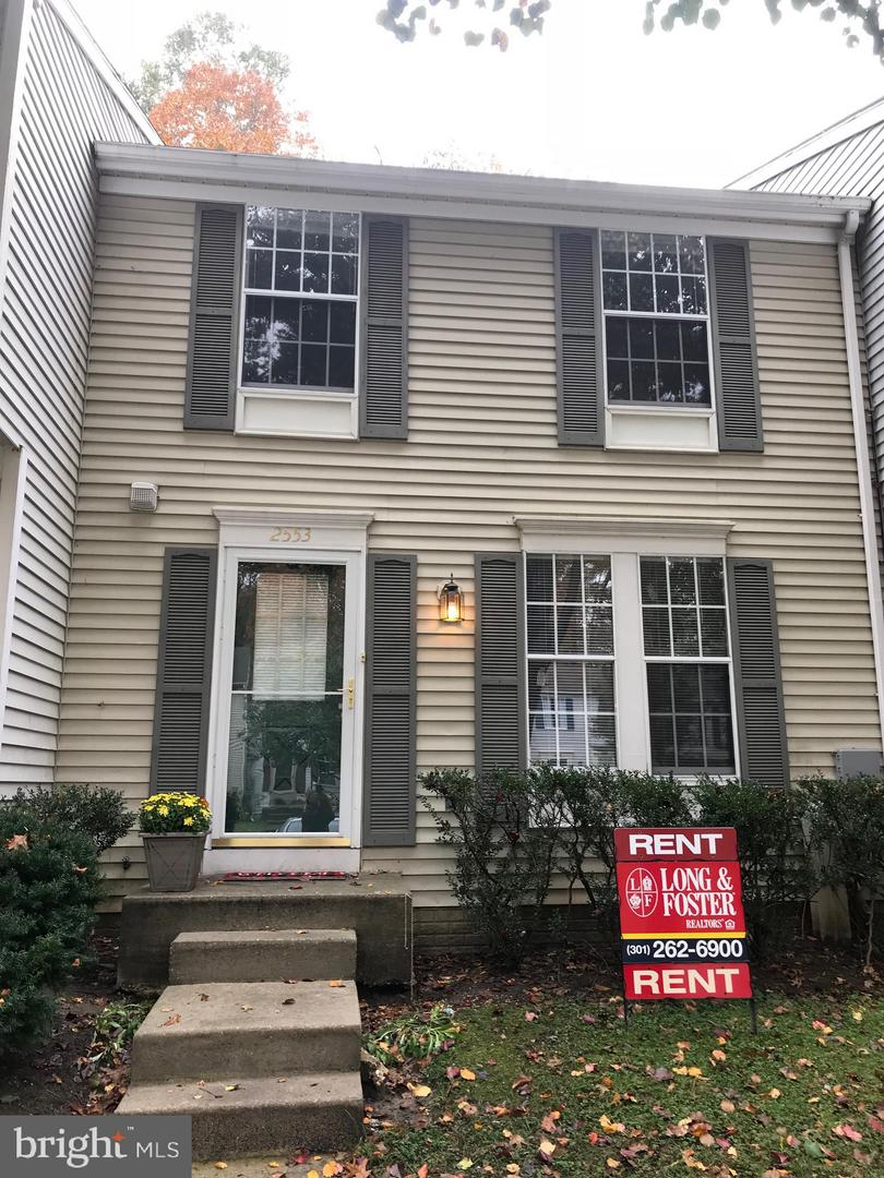 Other Residential for Rent at 2553 Log Mill Ct Crofton, Maryland 21114 United States