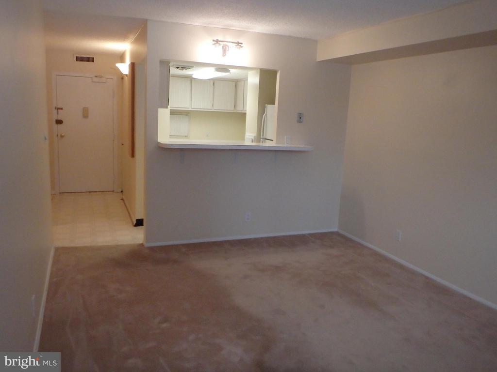 Living Room - 2030 N ADAMS ST #509, ARLINGTON