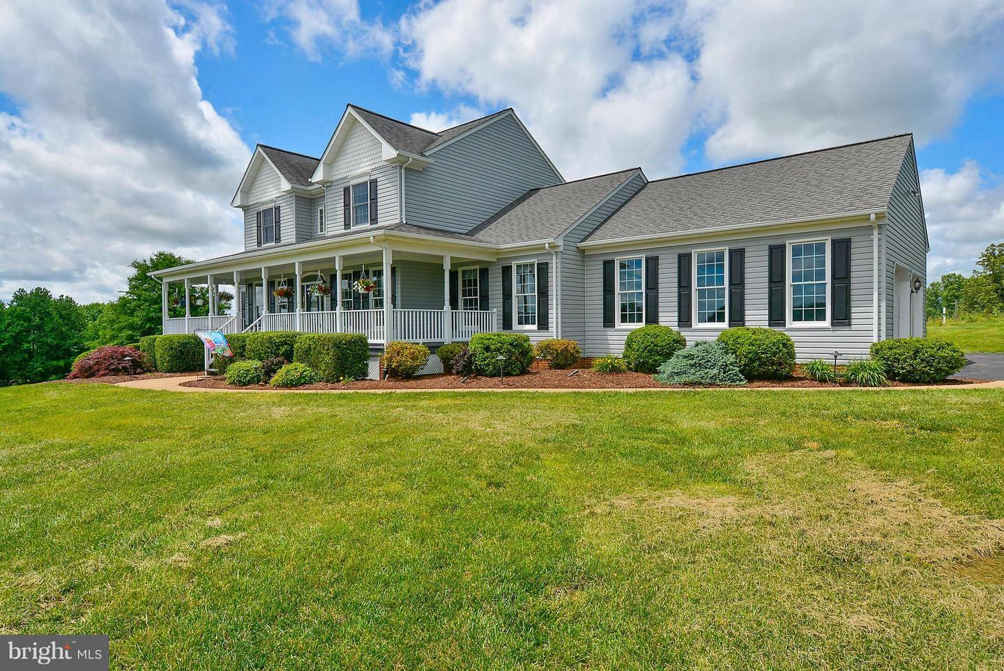 Farm for Sale at 2691 Lillards Ford Rd Brightwood, Virginia 22715 United States