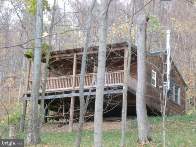Land for Sale at Murleys Branch Rd Flintstone, Maryland 21530 United States