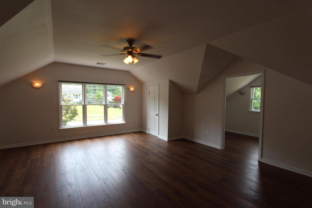 Natural Light Filters In to Bedroom - 1915 ANDERSON RD, FALLS CHURCH