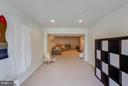 Fabulous Lower Level Rec Room - 23359 RAINBOW ARCH DR, CLARKSBURG