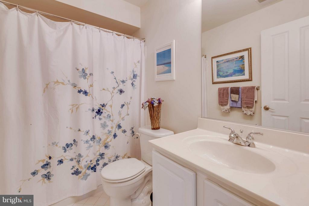 Lower level full bath - 23359 RAINBOW ARCH DR, CLARKSBURG