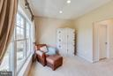 Sitting area in Master bedroom - 23359 RAINBOW ARCH DR, CLARKSBURG