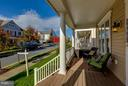 Relax on the Front Porch - 23359 RAINBOW ARCH DR, CLARKSBURG