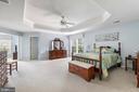 Bedroom (Master) - 5516 LIBER CT, GAINESVILLE