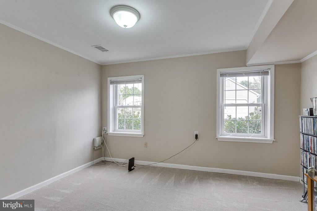 Bedroom in basement with more natural light - 4338 CUB RUN RD, CHANTILLY