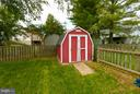 Shed conveys for all your storage needs - 4338 CUB RUN RD, CHANTILLY