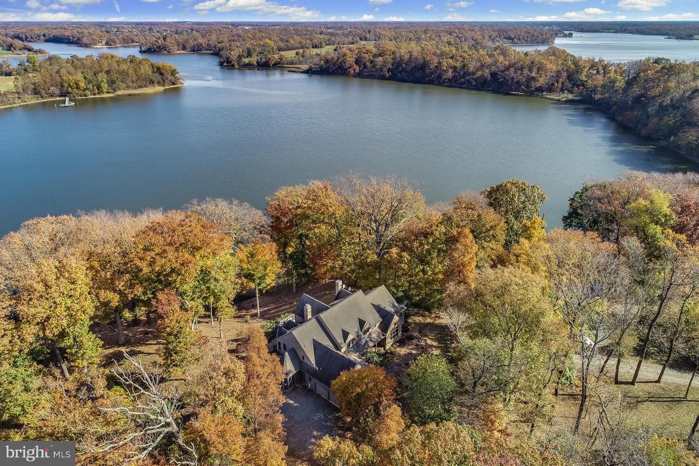 Single Family for Sale at 1329 Knight Island Rd Earleville, Maryland 21919 United States