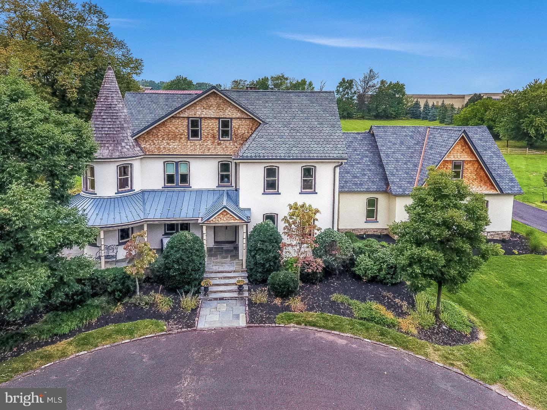 Single Family Homes voor Verkoop op Eagleville, Pennsylvania 19401 Verenigde Staten