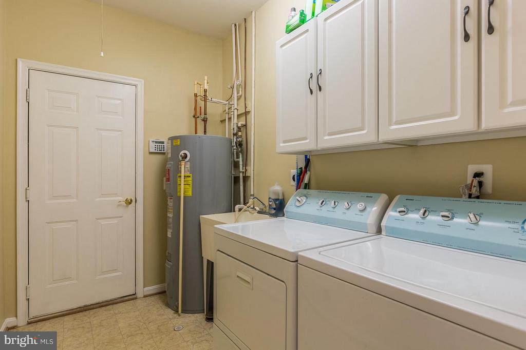 Laundry Room - 17296 FOUR SEASONS DR, DUMFRIES