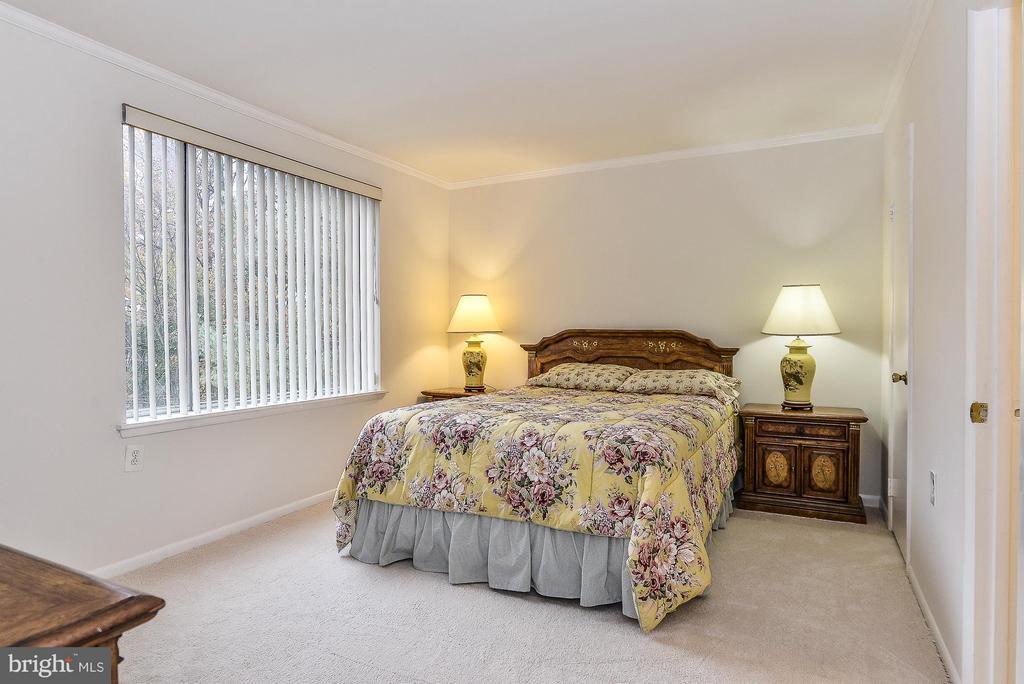 Master Bedroom - 4420 BRIARWOOD CT N #41, ANNANDALE