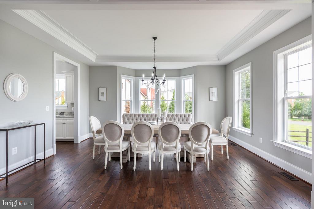 Dining Room - 13630 SHREVE ST, CENTREVILLE
