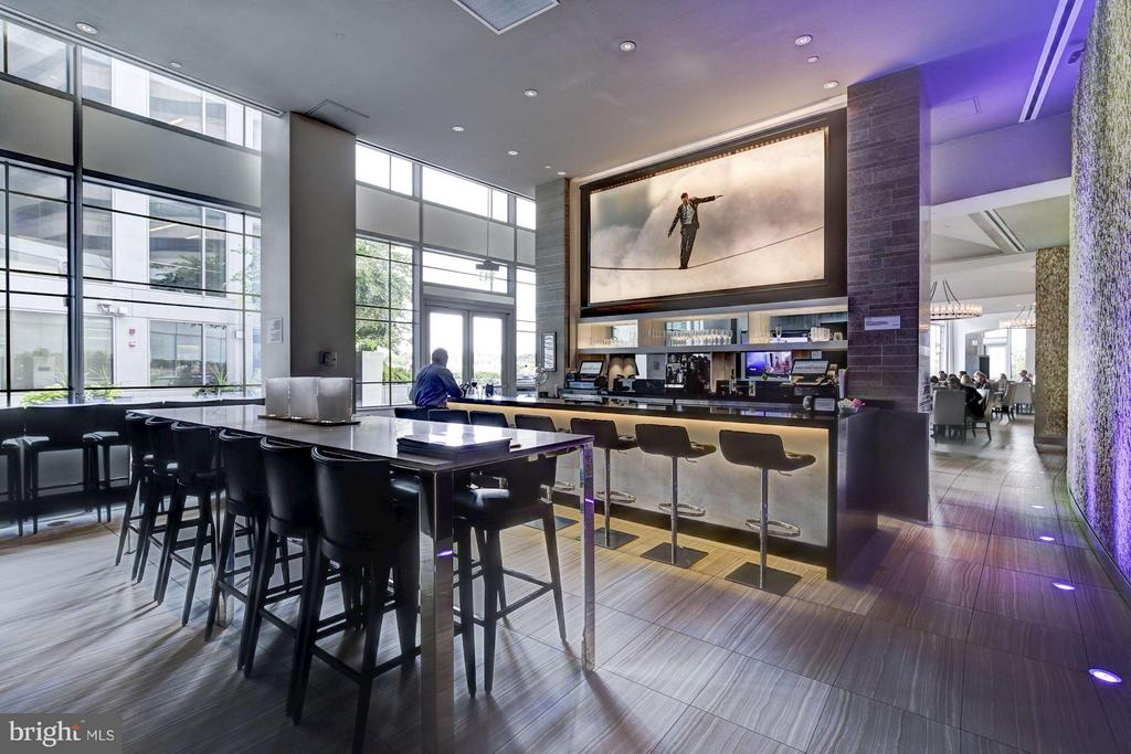 Adjacent Hotel Restaurant - 1111 19TH ST N #2107, ARLINGTON
