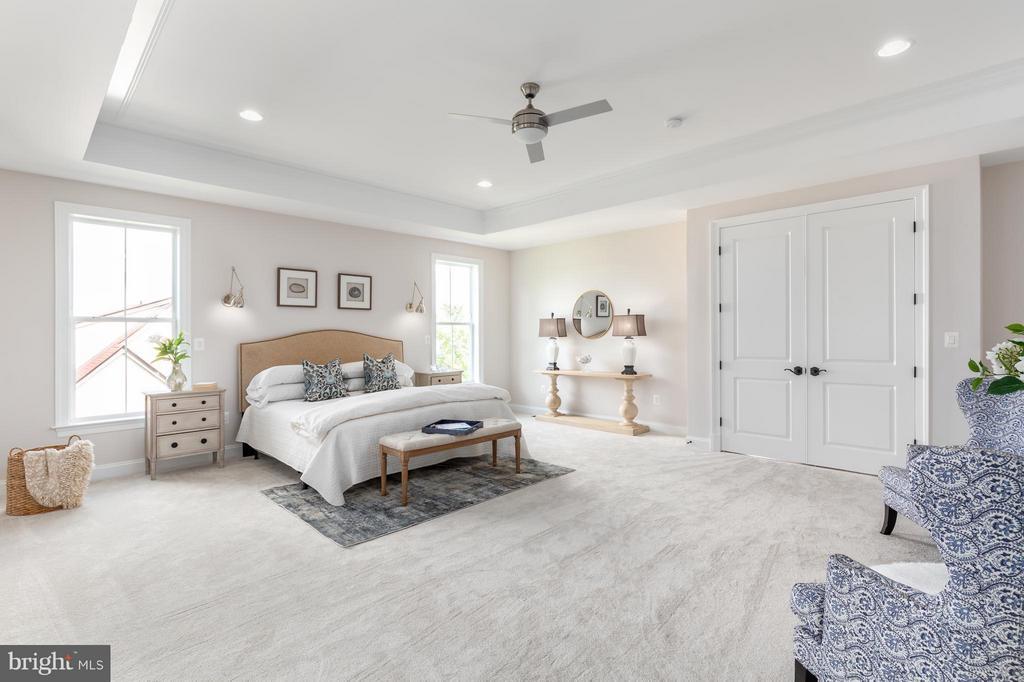 Bedroom (Master) - 13630 SHREVE ST, CENTREVILLE