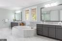 Bath (Master) - 13630 SHREVE ST, CENTREVILLE