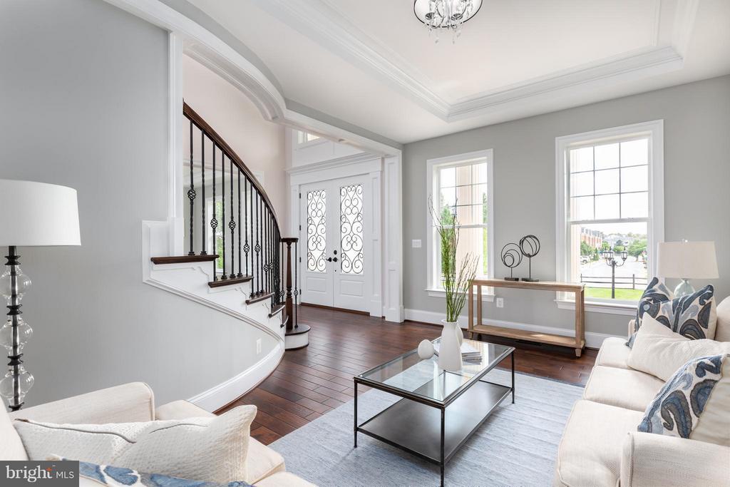 Living Room - 13630 SHREVE ST, CENTREVILLE