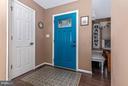 Foyer - 10095 HERON CT, NEW MARKET
