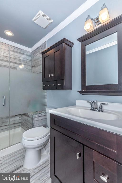 Master Bathroom - 10095 HERON CT, NEW MARKET