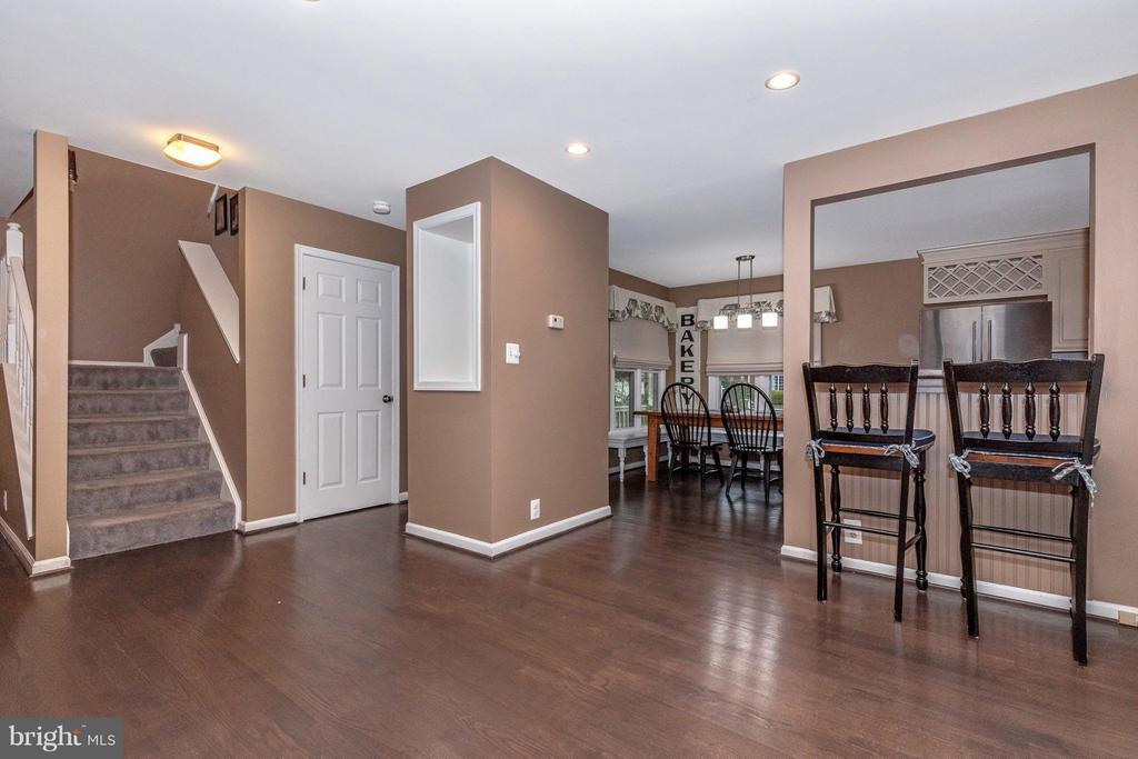 Kitchen/Dining Area - 10095 HERON CT, NEW MARKET