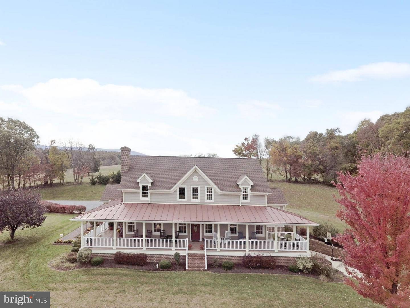 Farm for Sale at 3010 Carpers Pike High View, West Virginia 26808 United States
