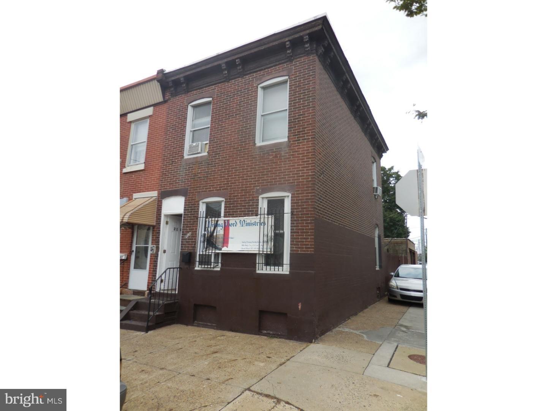 Photo of home for sale at 2100 Elkhart Street, Philadelphia PA