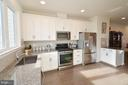Custom Back splash, Granite, SS Appliances - 19959 MAJOR SQ, ASHBURN