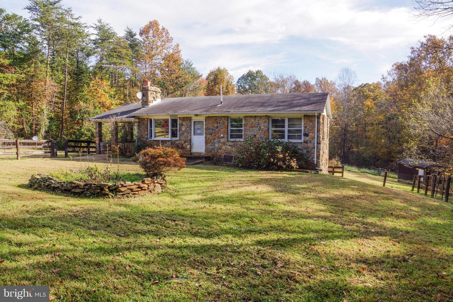 Single Family for Sale at 2310 Meander Run Rd Locust Dale, Virginia 22948 United States