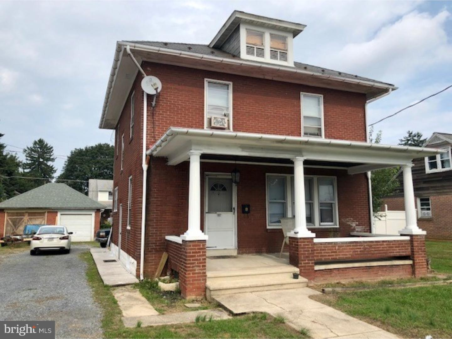 Photo of home for sale at 107 Revere Boulevard, Reading PA