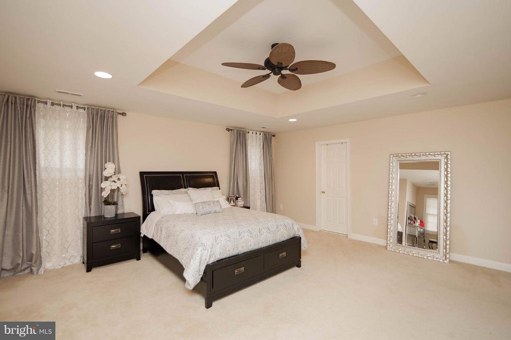 Bedroom (Master) - 7909 ASHTON ST, ALEXANDRIA
