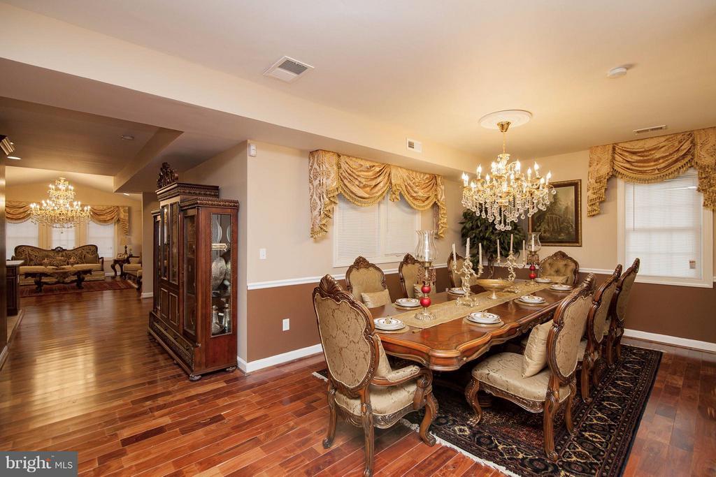 Dining Room - 7909 ASHTON ST, ALEXANDRIA
