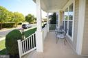 Inviting Front Porch - 23382 HIGBEE LN, ASHBURN