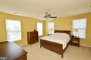 Great Master Bedroom - 23382 HIGBEE LN, ASHBURN