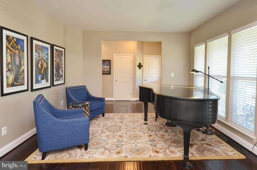 Formal Living Room - 23382 HIGBEE LN, ASHBURN
