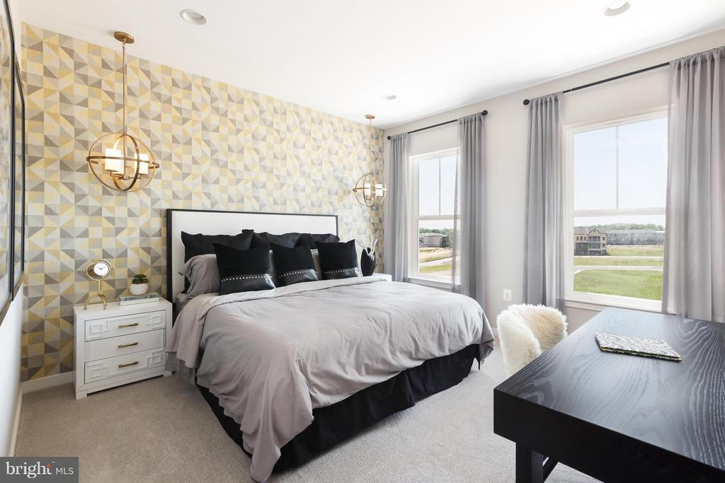 Bedroom - 22962 CLARENCE WALK TER #LOT 5373, BRAMBLETON