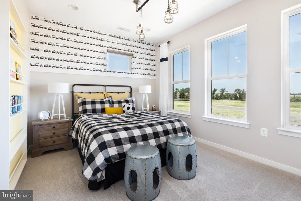 Bedroom - 22972 CLARENCE WALK TER #LOT 5369, BRAMBLETON
