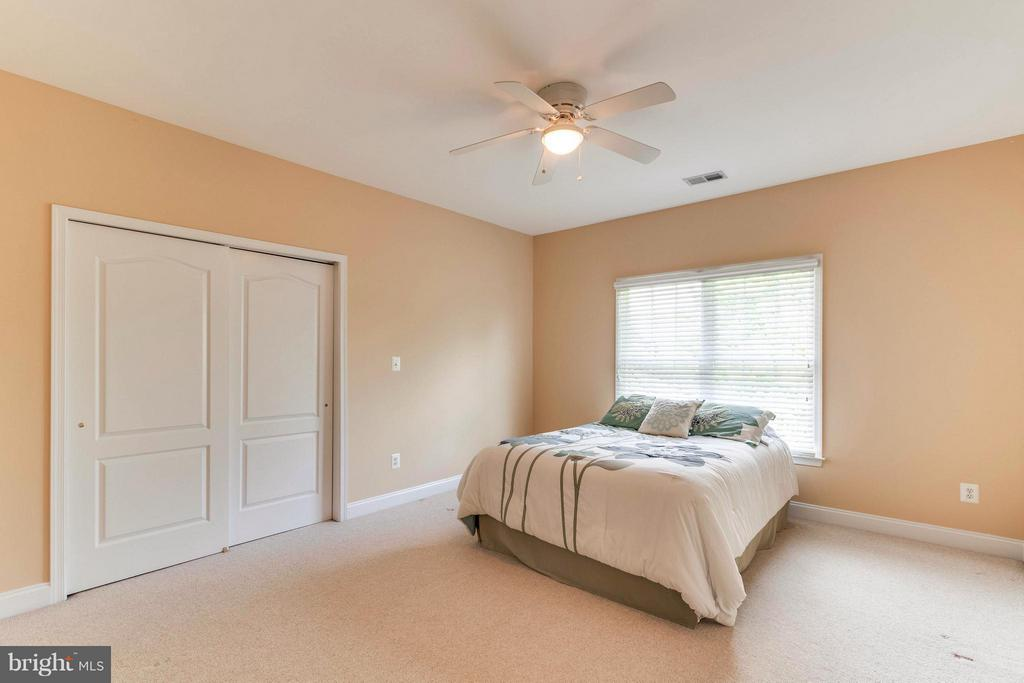 HUGE Bedroom #3 - 19917 INTERLACHEN CIR, ASHBURN