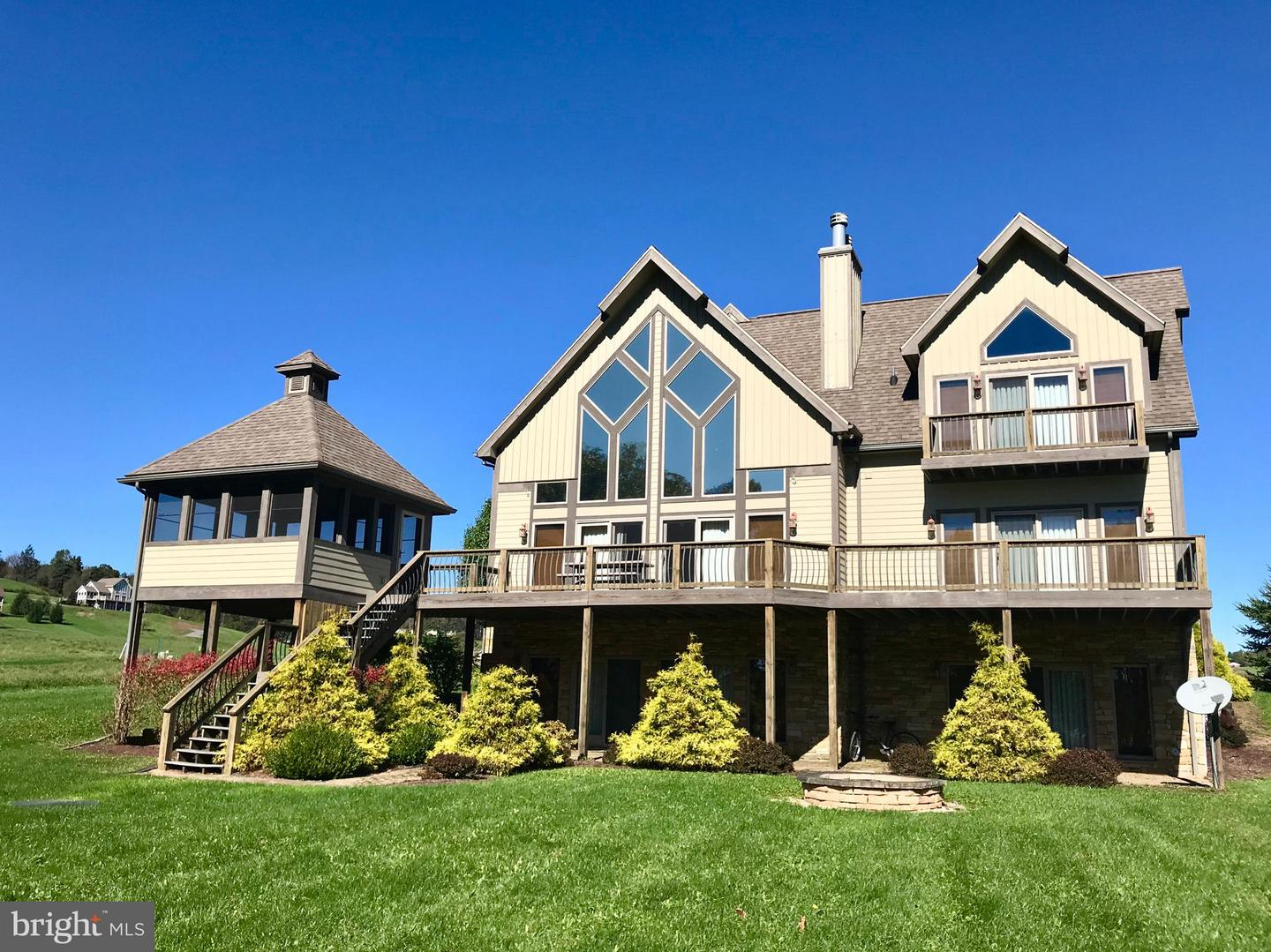 Single Family for Sale at 662 Waterfront Greens Dr Swanton, Maryland 21561 United States