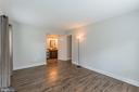 Bedroom (Master) - 3808 LARAMIE PL #B, ALEXANDRIA