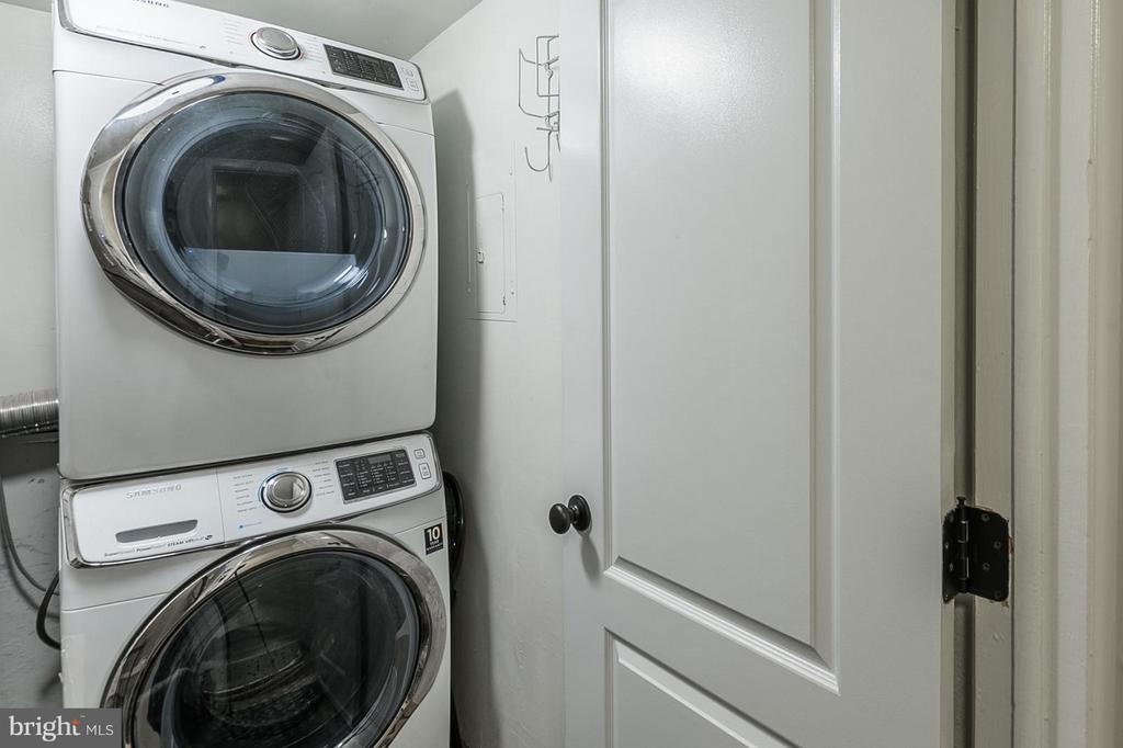 Laundry Room - 3808 LARAMIE PL #B, ALEXANDRIA