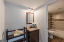 Bath (Master) - 3808 LARAMIE PL #B, ALEXANDRIA