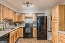 Kitchen - 3808 LARAMIE PL #B, ALEXANDRIA