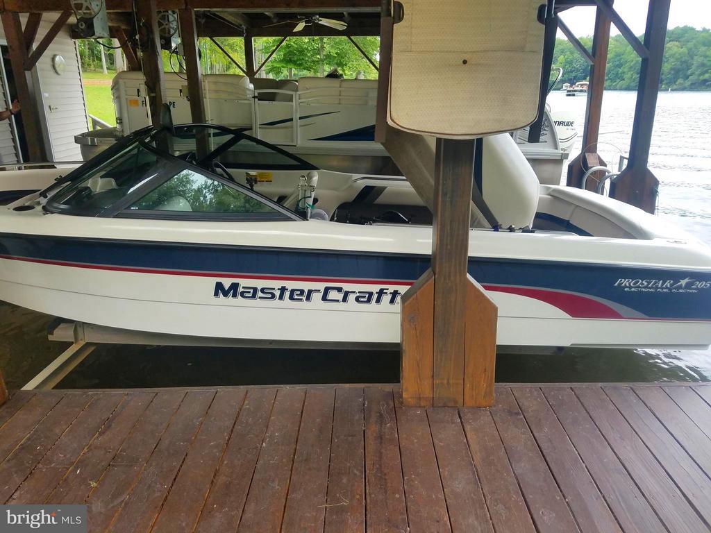 MasterCraft Silver Edition w/ 350 Corvette LT1 - 3725 BREAKNOCK RD, BUMPASS