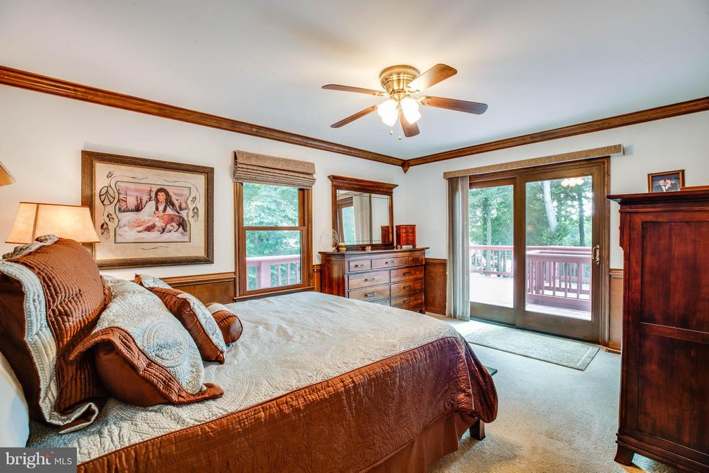 Bedroom - 3725 BREAKNOCK RD, BUMPASS